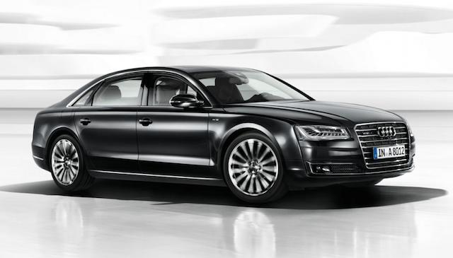 Audi A8 L W12 4