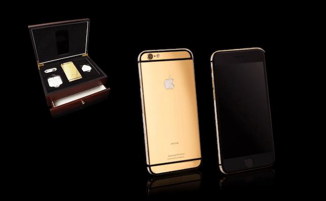 Goldgenie iPhone 6S