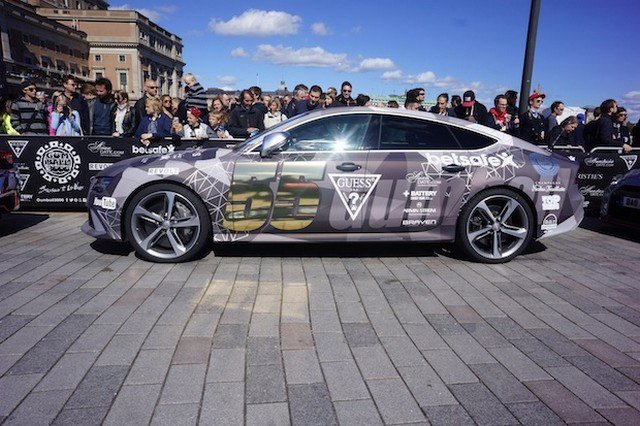 20 Of The Hottest Cars At The 2015 Gumball 3000 Rally