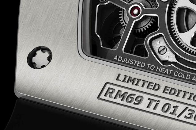 Richard Mille RM 69 Erotic Tourbillon 4