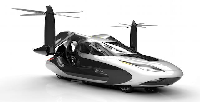Terrafugia TF-X 3