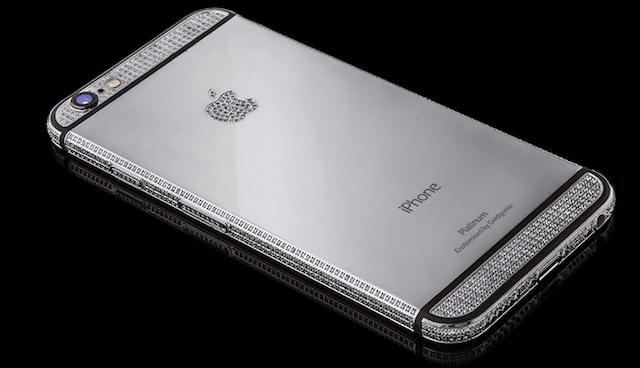 platinum iPhone 6