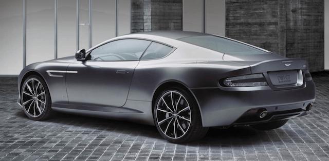 Aston Martin DB9 GT Bond Edition 3