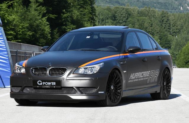 BMW M5 G-Power Hurricane RR