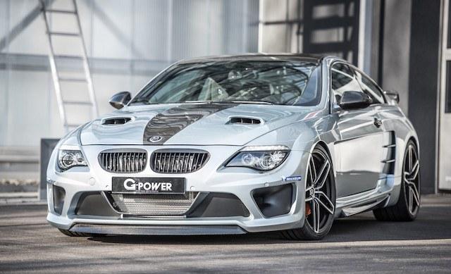 BMW M6 G-Power Hurricane CS Ultimate