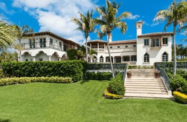Celebrity Homes - Billy Joel House