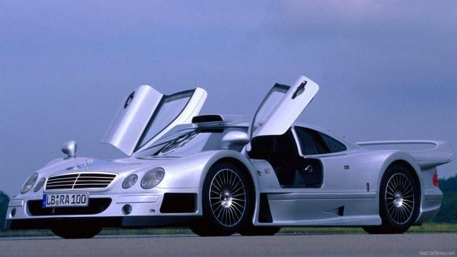 CLK-GTR-AMG-History