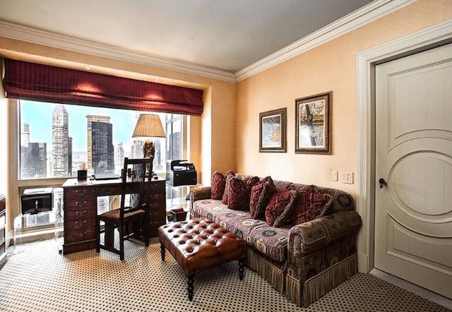 Cristiano Ronaldo New York Apartment office
