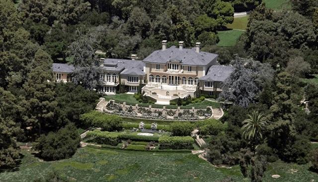 Celebrity Homes - Oprah Winfrey Home