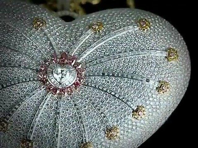 1001 Nights Diamond Purse