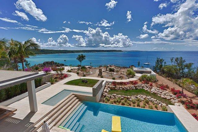 Ani Estate backyard view