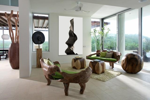 Ani Estate has a luxurious interior