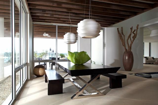 Ani Estate interior table