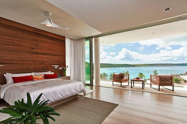 Ani Estate master bedroom