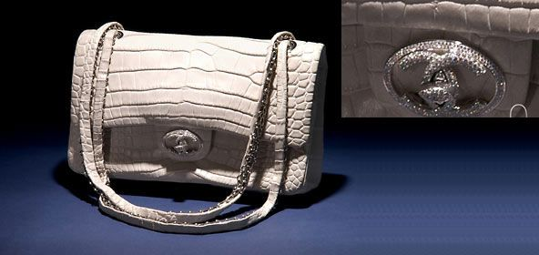 "Chanel ""Diamond Forever"" Classic Bag"