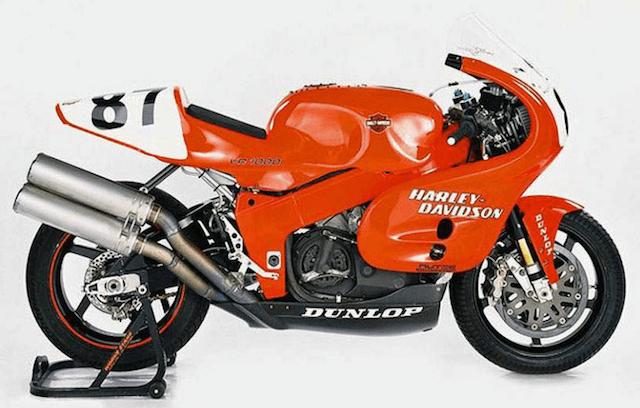 Harley-Davidson VR 1000