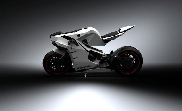 Future of Motorcycles - Honda CB750