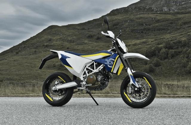 Future of Motorcycles - Husqvarna 701