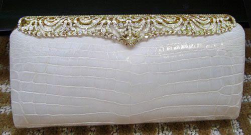 Lana Mark's Cleopatra Bag