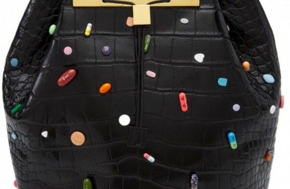 The Row - Multicolored Prescription Pills