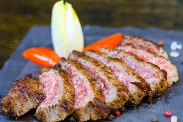 Type of Steak - Kobe Strip Steak