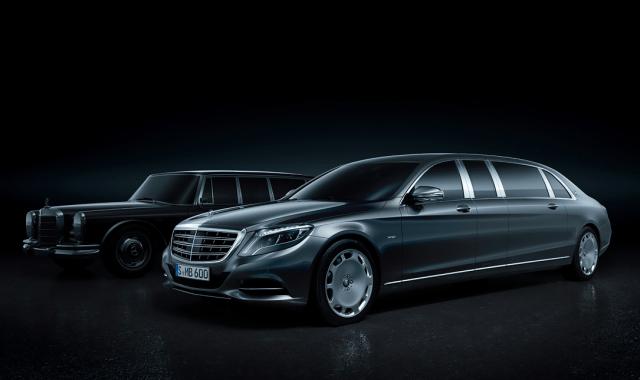 2016 Mercedes-Maybach Pullman copy
