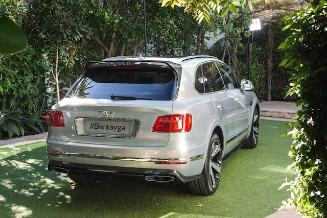Bentley Debuts Bentayga SUV First Edition 2