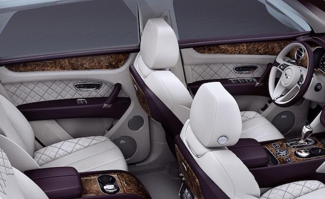 Bentley Debuts Bentayga SUV First Edition 3