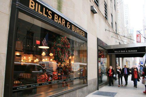 Bills Bar and Burger