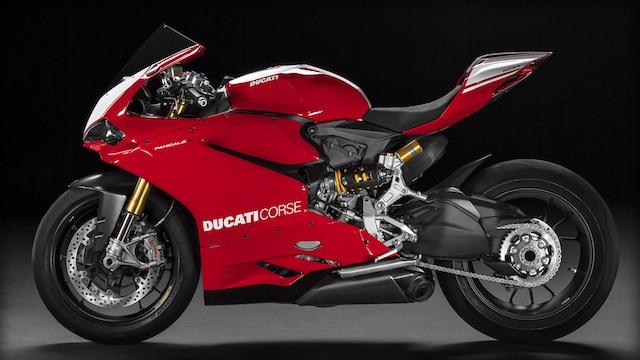 Ducati Panigale R Profile