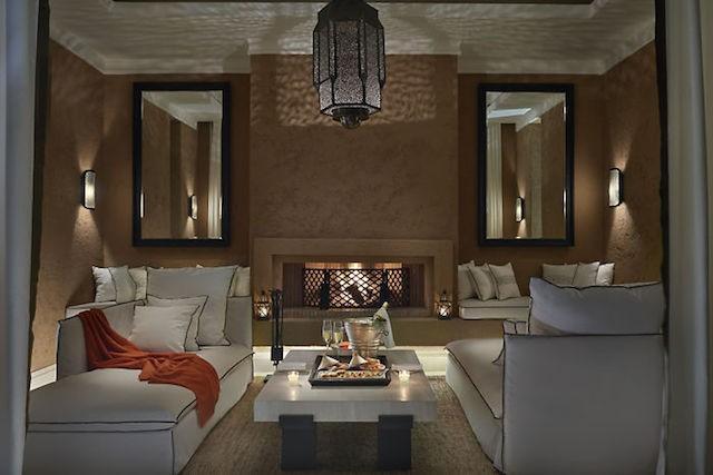 Mandarin Oriental Marrakech interior 2