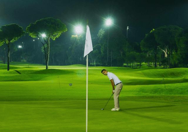 Montgomerie Maxx Royal Golf Course