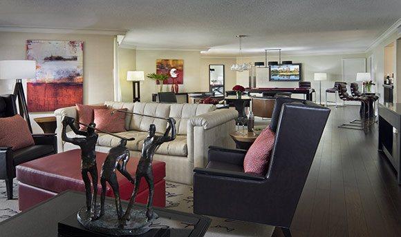 PGA National Resort & Spa Presidential Living Room
