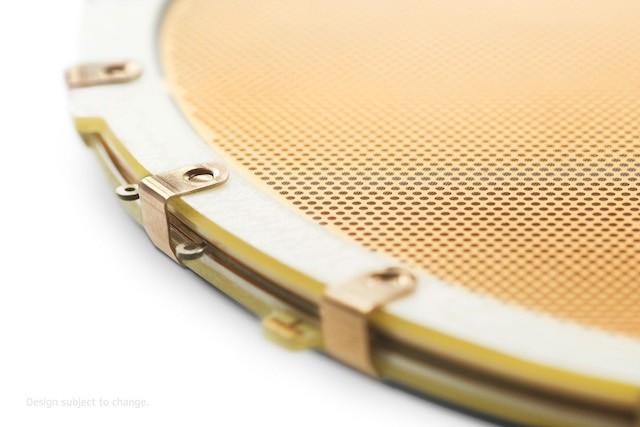Sennheisser's $55,000 Orpheus Headphones gold