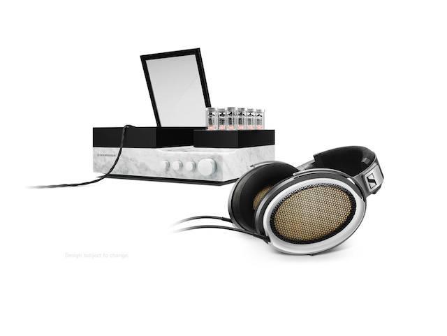 Sennheisser $55,000 Orpheus Headphones