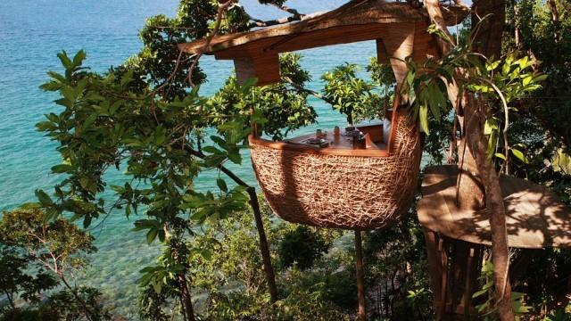 Soneva Kiri Tree Pods