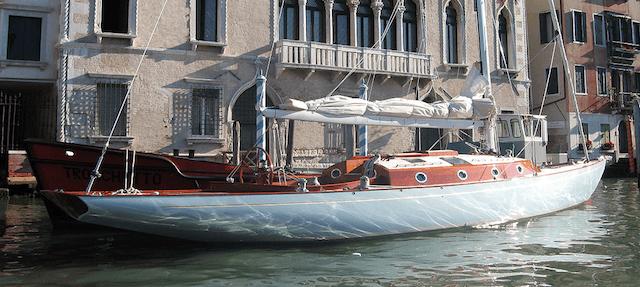 Spirit 54' Soufrière Yacht James Bond Casino Royale