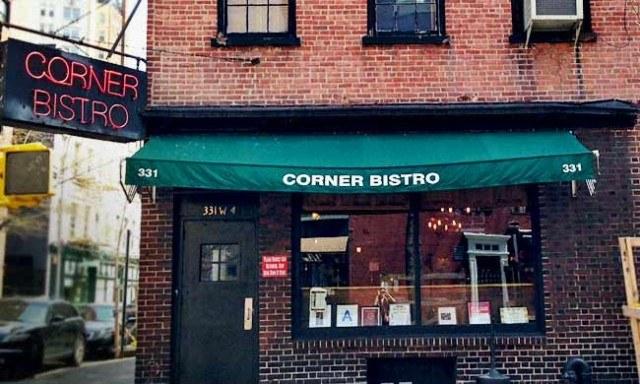 The Corner Bistro