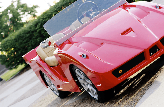 10 Luxury Golf Carts That Will Blow Your Mind