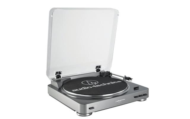 Audio Technica AT-LP60 Turntable