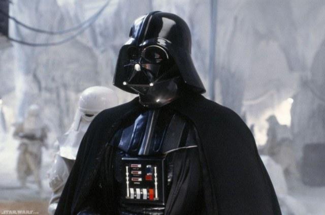 Darth Vader's Cape and Robe