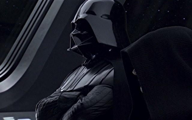 Darth Vader's Fighting Helmet