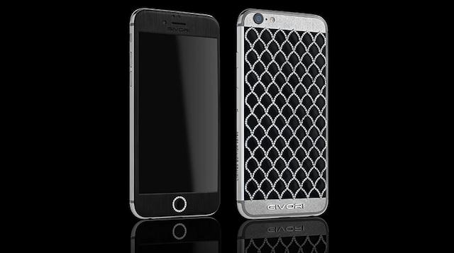 Givori Calypso Diamond Limited Edition iPhone 6S $30,137