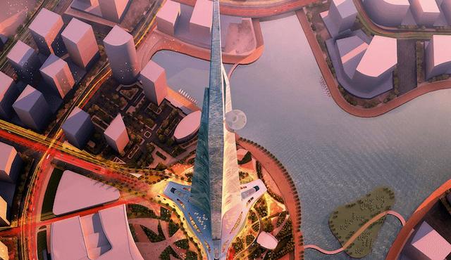 Jeddah Tower 3 Saudi Arabia