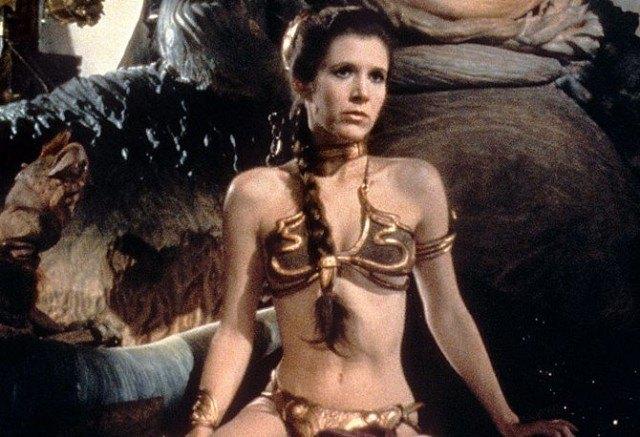 Princess Leia's Slave Costume