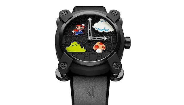 Romain Jerome Super Mario Timepiece