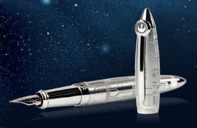 S.T. Dupont Paris Star Wars Pens 2