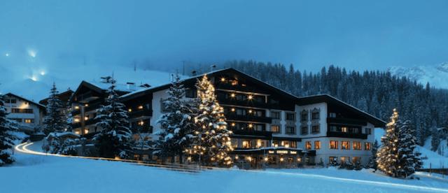 The Almhof Schneider Resort