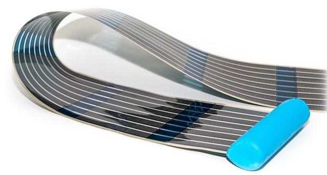 infinityPV HeLI-on Portable Solar Charger 2