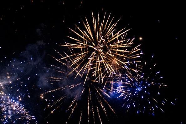 Alexandra Palace Firework Night